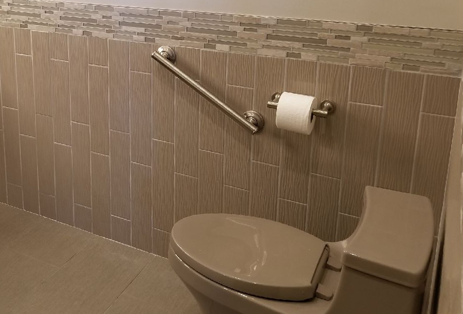 Toilet Grab Bar in Chicago, IL